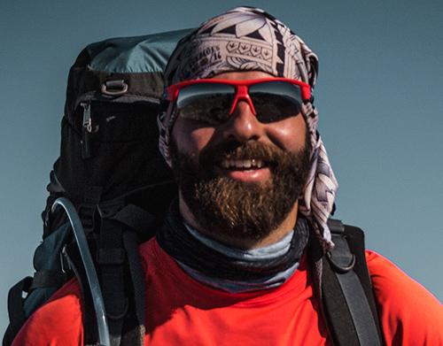Co Fundador  Montanhista, ciclista e entusiasta por fotografia outdoor. Apaixonado pela natureza e histórias que ela proporciona.